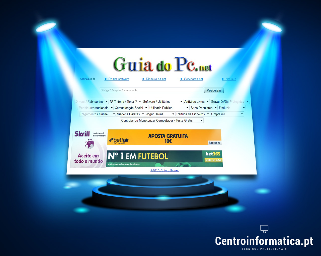 Guia do Pc